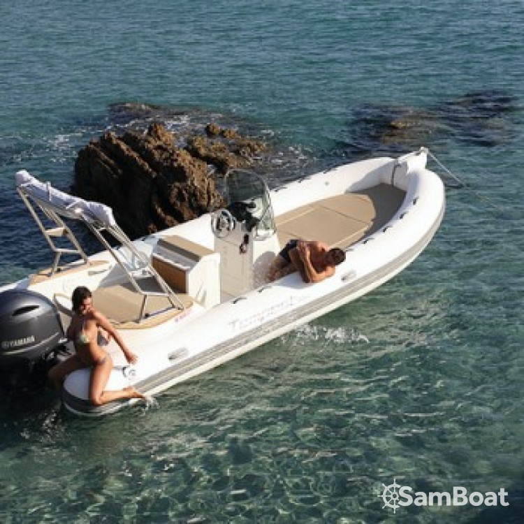 RIB for rent Corsica at the best price