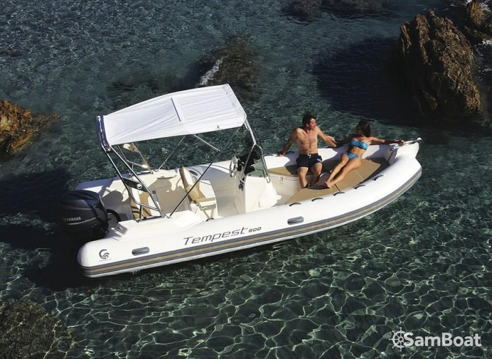 Boat rental Corsica cheap 600