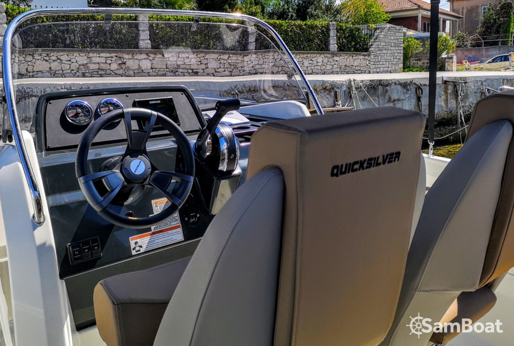Quicksilver Activ 605 Open Pack Sport between personal and professional Grad Zadar