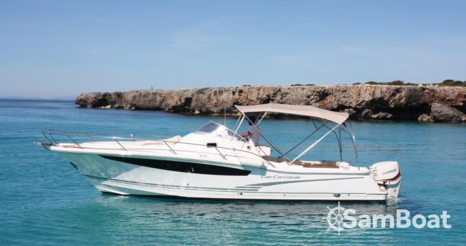 Boat rental Jeanneau Cap Camarat 925 WA in Cala'n Bosch on Samboat
