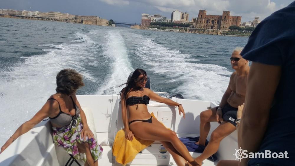Rental yacht Taranto - LIVER Cabin 850 on SamBoat