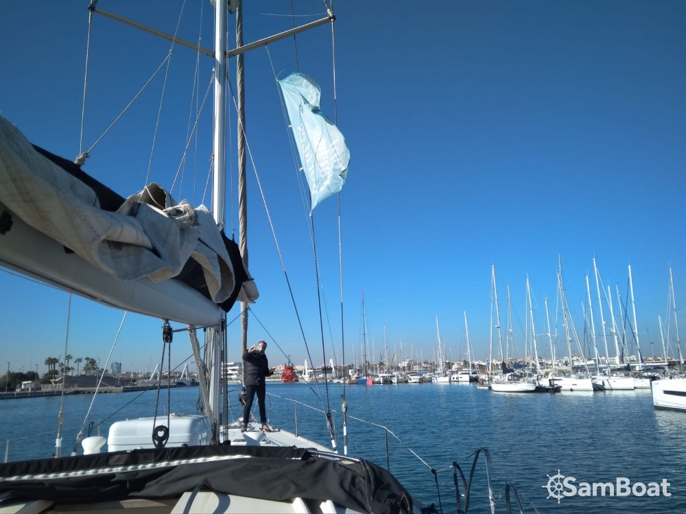 Boat rental Valencia cheap Impression 514