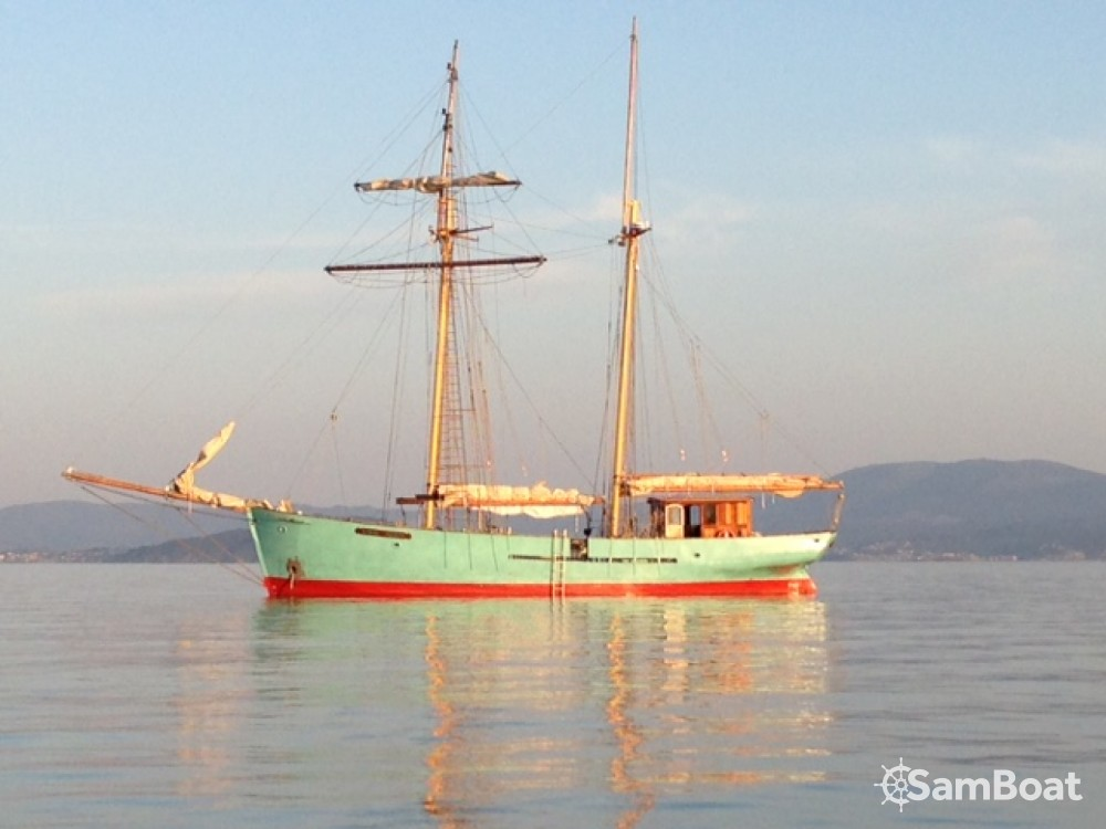 Rental yacht Preveza - West Country schooner Traditional… on SamBoat