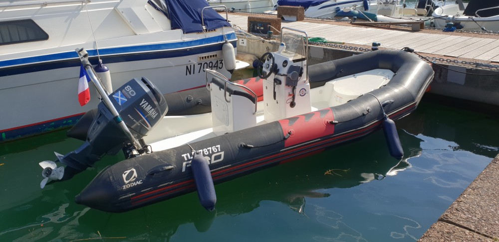 Boat rental Cogolin cheap Pro 12 Man