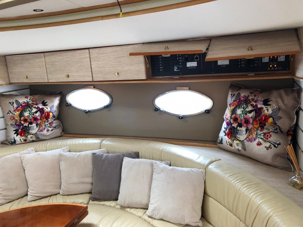 Rental Motorboat in La Grande-Motte - Princess Princess V55