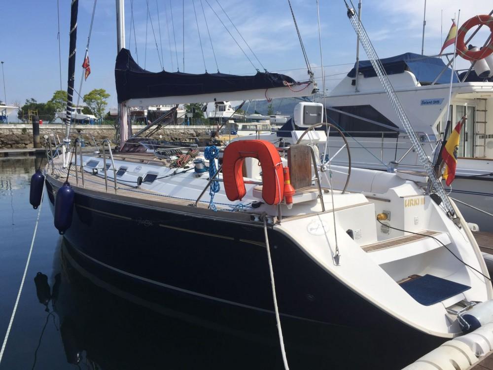 Rent a Dufour Dufour 42 Prestige Santander