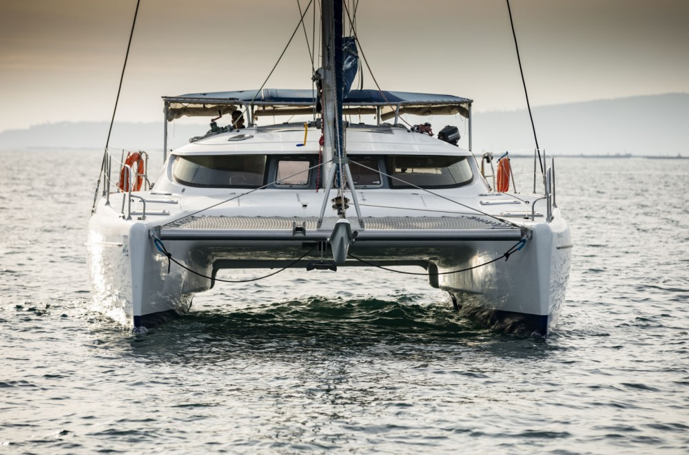 Boat rental Fountaine Pajot Athena 38 in Vigo on Samboat