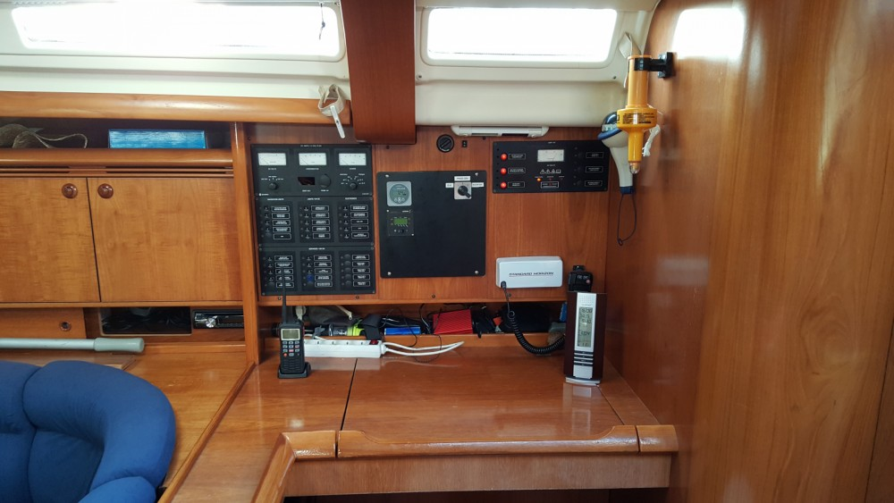 Boat rental Jeanneau Sun Odyssey 49 in La Grande-Motte on Samboat