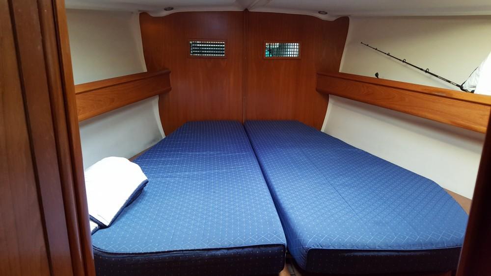 Rental Sailboat in La Grande-Motte - Jeanneau Sun Odyssey 49