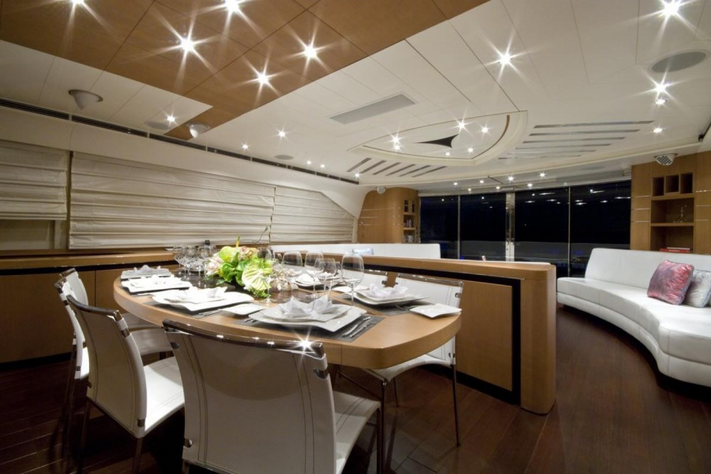 Rental Yacht in Cannes - Pershing Pershing 115