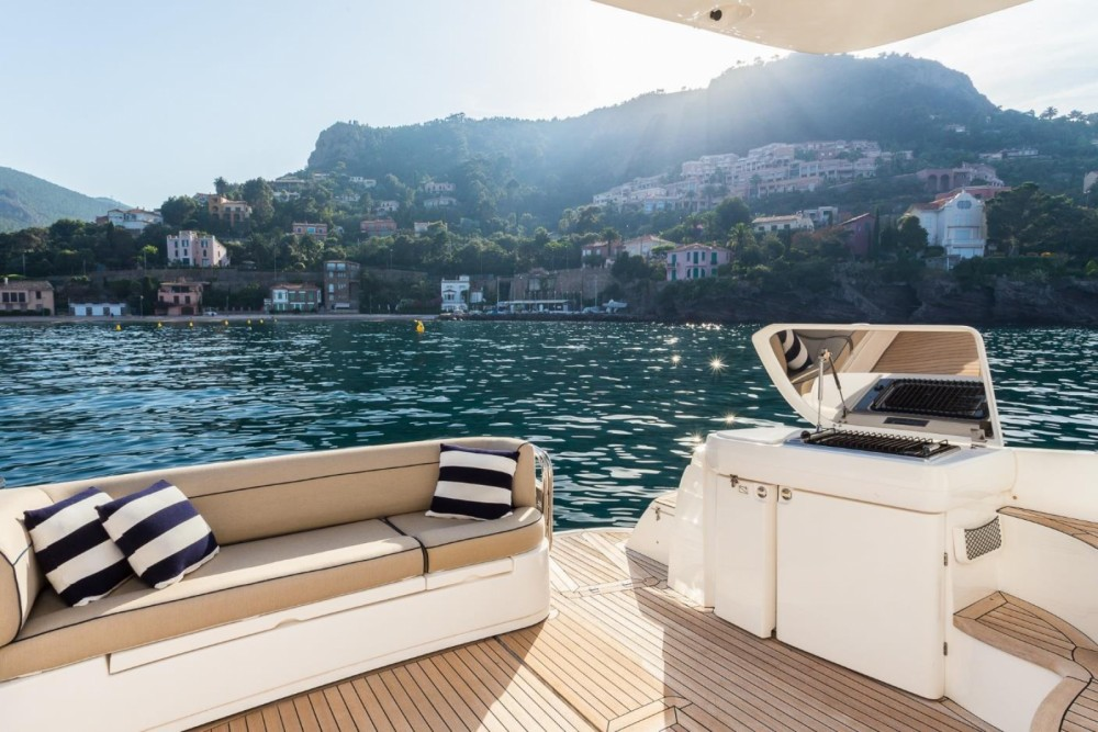 Boat rental Antibes cheap F425