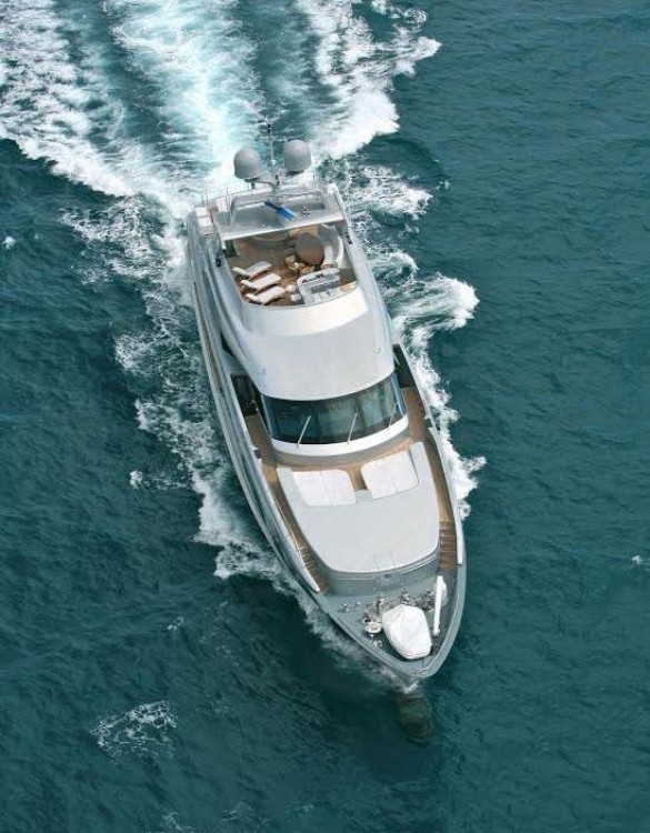 Hire Yacht with or without skipper Baglietto Saint-Tropez