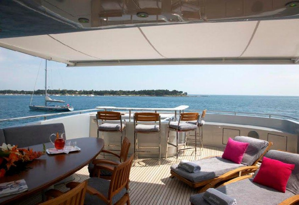 Yacht for rent Saint-Tropez at the best price