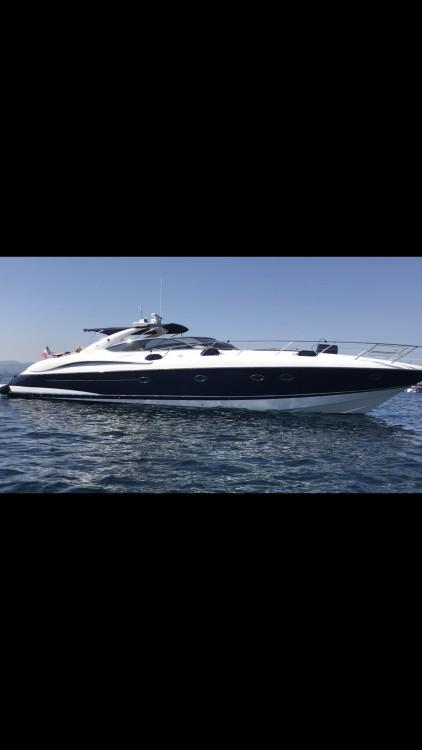 Rental yacht Port Grimaud - Sunseeker Predator 60 on SamBoat