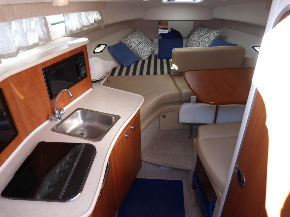 Rental Motorboat in Hyères - Bayliner Bayliner 265 SB