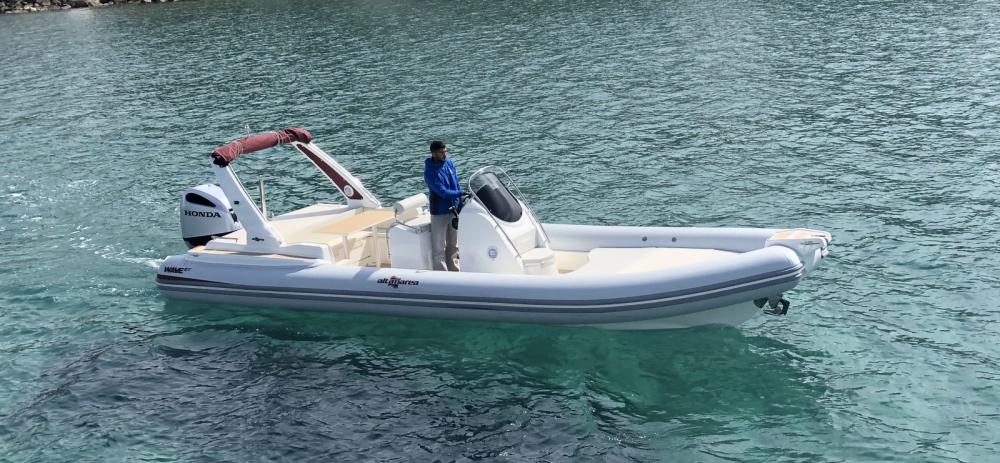 Rental yacht Bandol - Altamarea Wave 27 on SamBoat