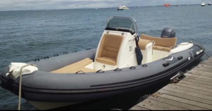 Boat rental Marsea Marsea CM 120 in Le Canon on Samboat