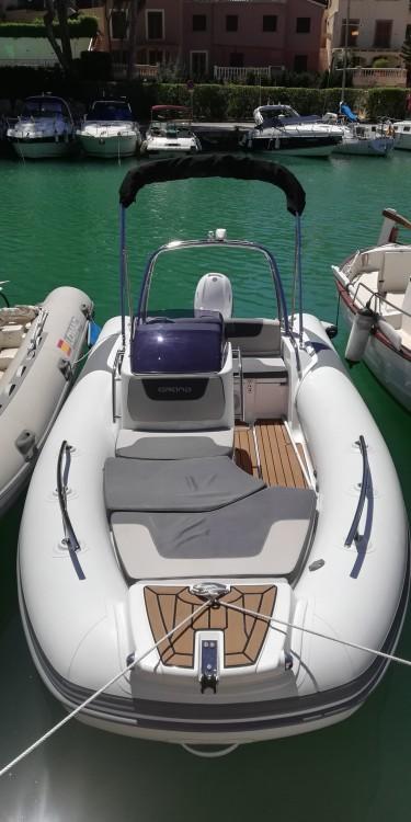 Boat rental Grand Boats Golden Line G500 in Calvià on Samboat