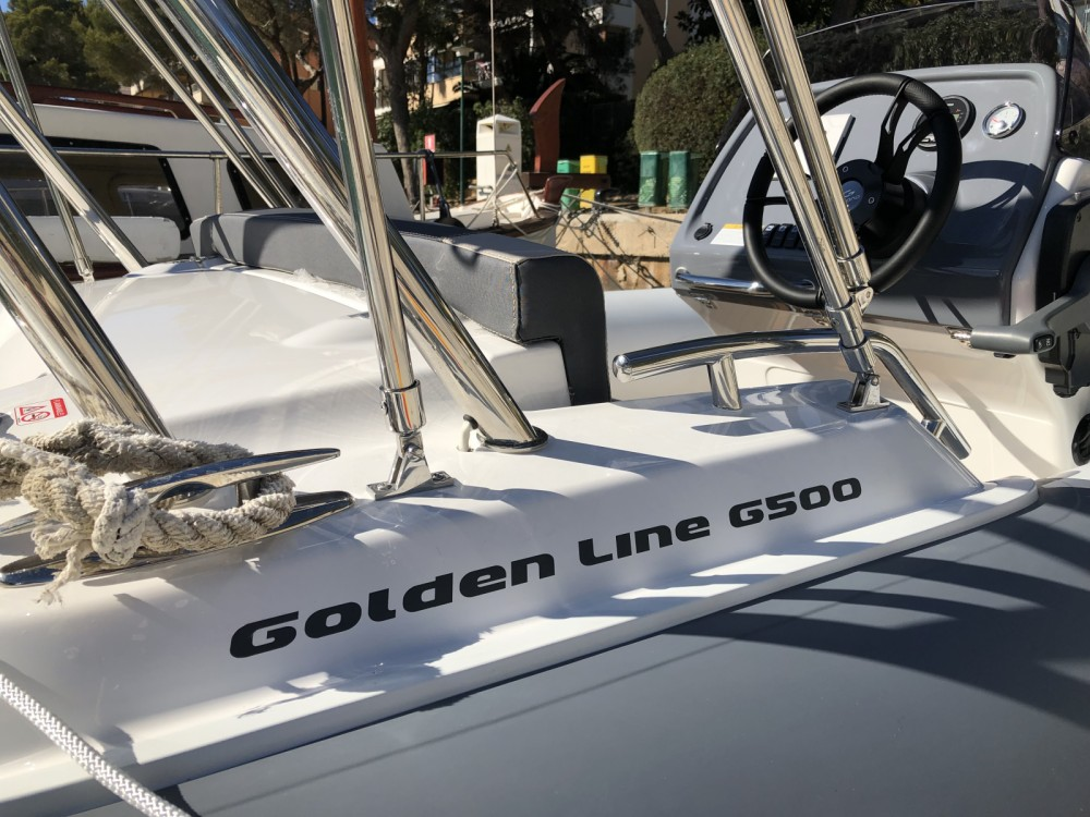 Hire RIB with or without skipper Grand Boats Calvià