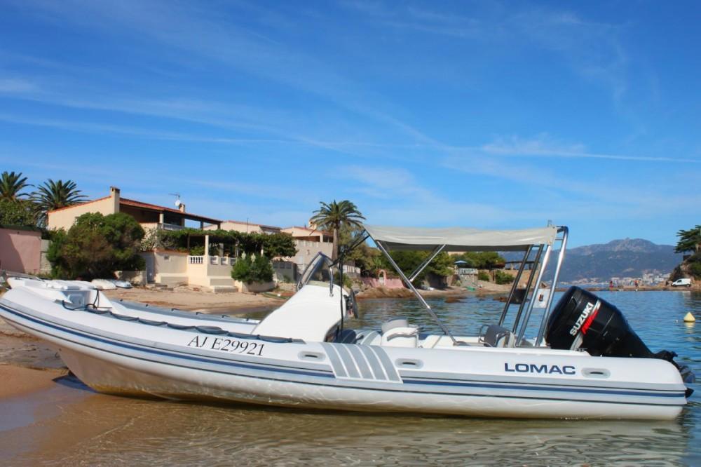 Boat rental Lomac in in Pietrosella on Samboat