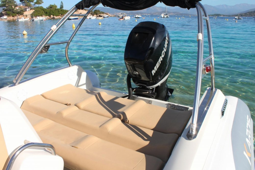 Hire RIB with or without skipper Kardis Pietrosella