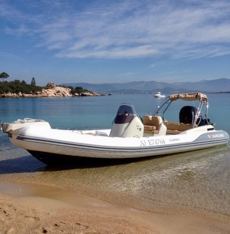 RIB for rent Pietrosella at the best price