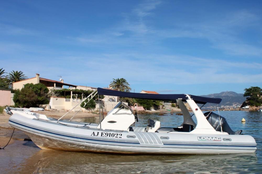 Boat rental Pietrosella cheap Lomac 790 IN