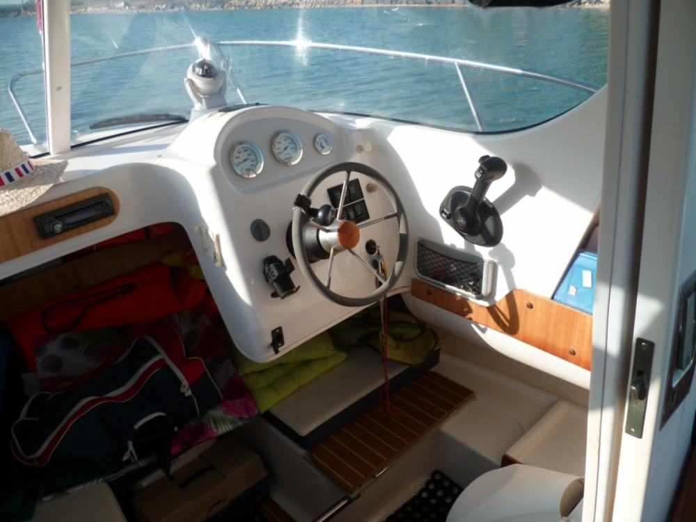Rental yacht Marseillan - Quicksilver Quicksilver 580 Pilothouse on SamBoat