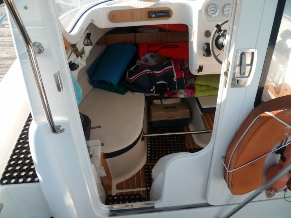Rent a Quicksilver Quicksilver 580 Pilothouse Marseillan