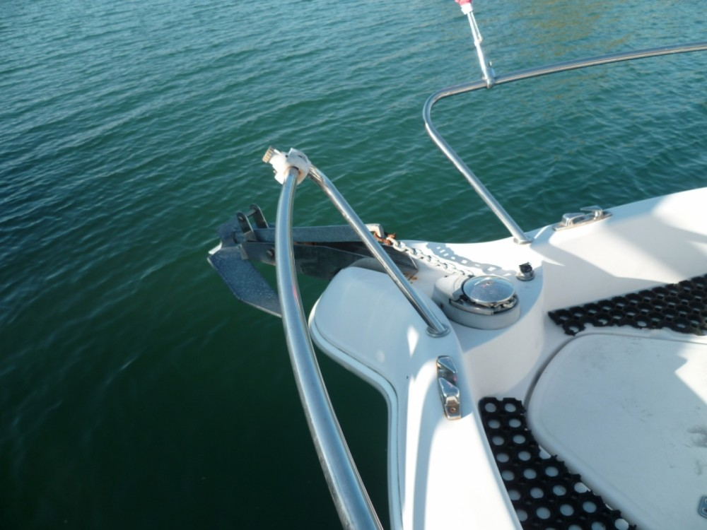 Boat rental Marseillan cheap Quicksilver 580 Pilothouse