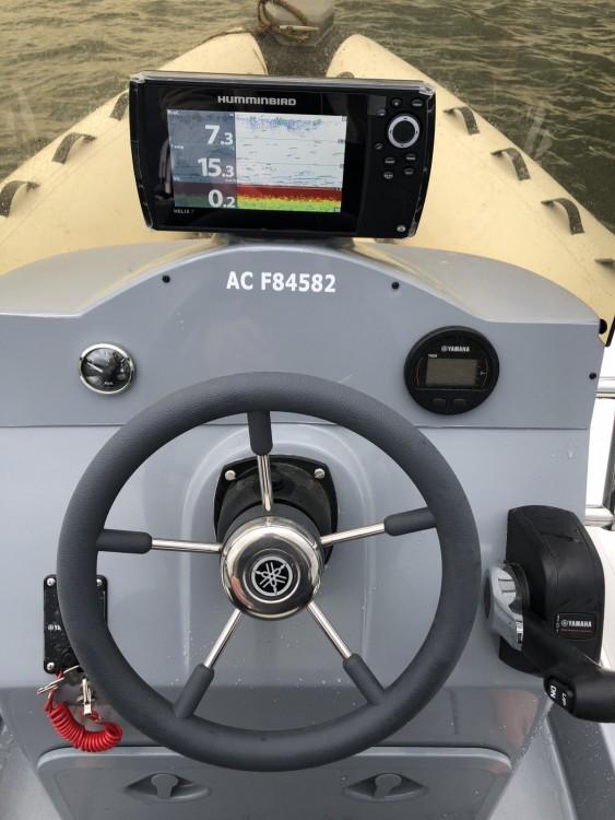Boat rental 3D Tender Lux 635 in Lège-Cap-Ferret on Samboat
