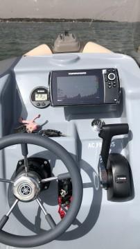 Rental yacht Le Canon - 3D Tender 3D TENDER LUX 655 on SamBoat