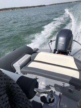 Boat rental Le Canon cheap 3D TENDER LUX 655