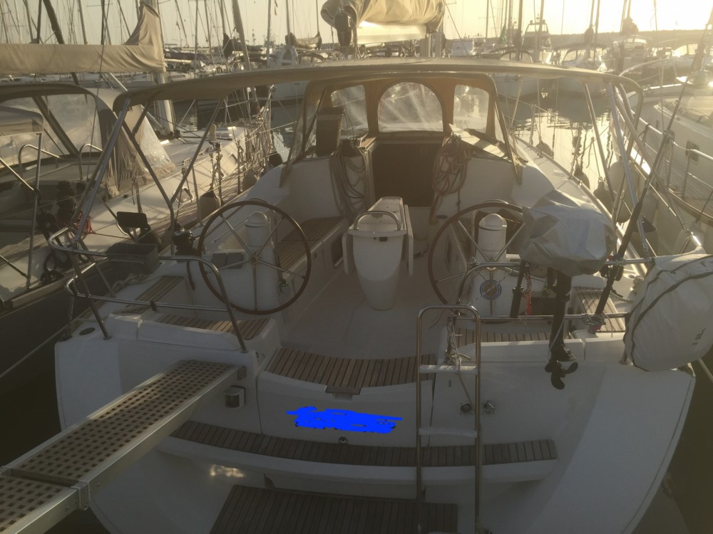 Rental yacht Salerno - Jeanneau Sun Odyssey 42i on SamBoat