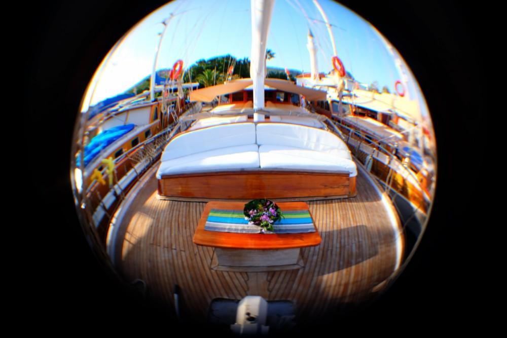 Rental Sailboat in Bodrum - Custom Made Custom made