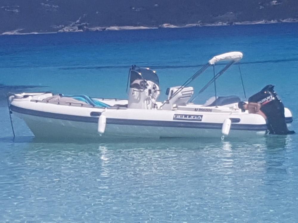 Boat rental Saint-Florent cheap Beluga 21