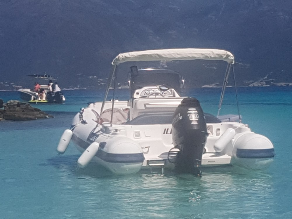 Rental yacht Saint-Florent - Lomac Beluga 21 on SamBoat