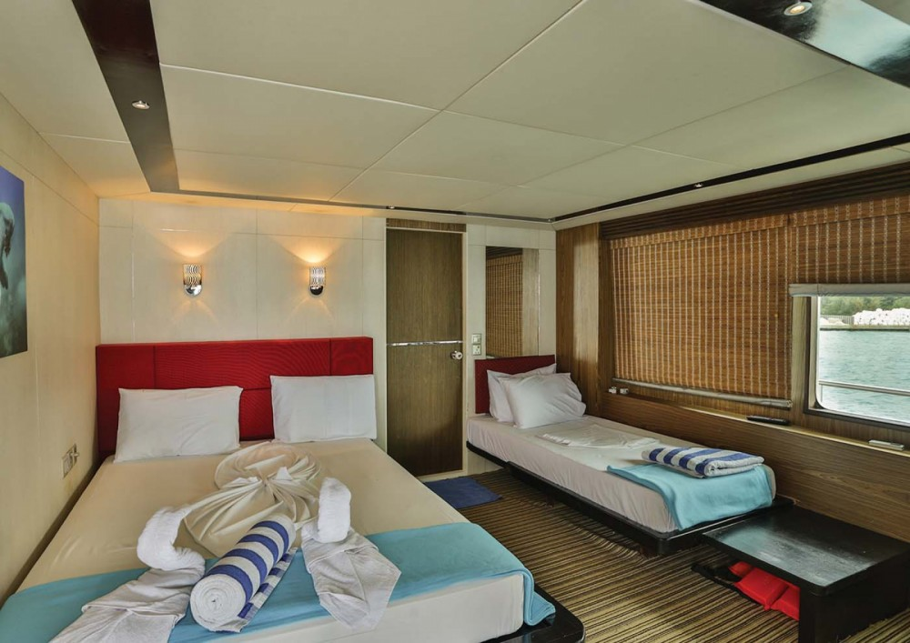 Yacht for rent Malé at the best price