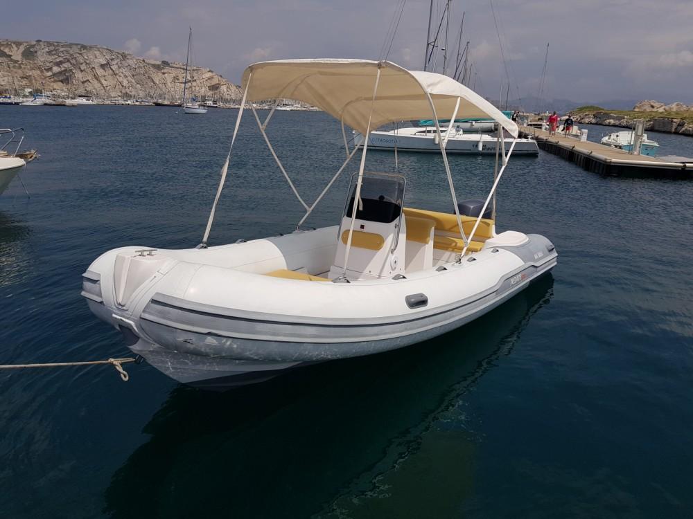 Rental yacht Marseille - Capelli Capelli 570 on SamBoat