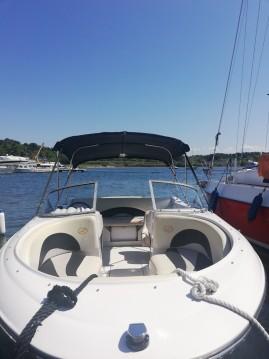 Rental yacht Poreč - Starcraft Vectra 195 on SamBoat