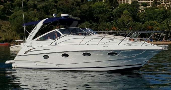 Boat rental Corfu cheap Doral 33S