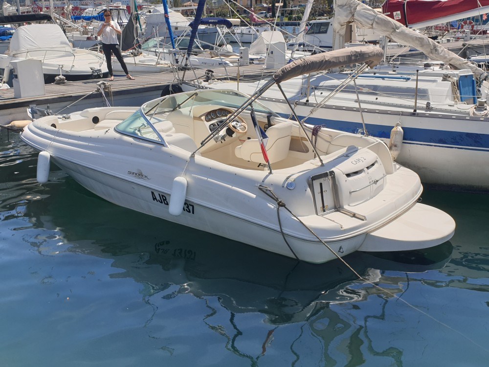 Hire Motor boat with or without skipper Sea Ray Porto-Vecchio