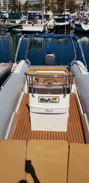 Boat rental Bwa Seven Fifty in Alicante on Samboat