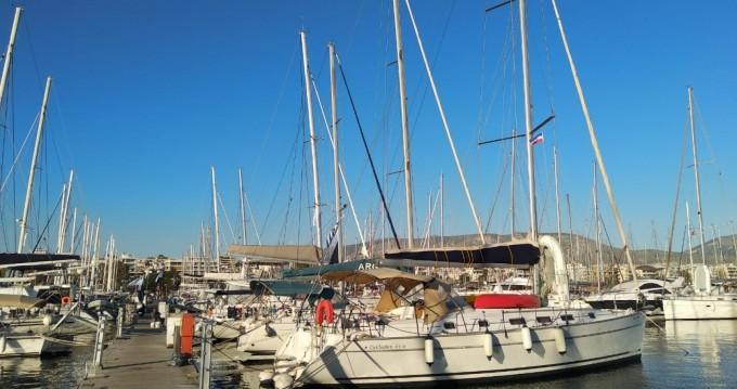 Rental yacht Piraeus - Bénéteau Cyclades 434 on SamBoat