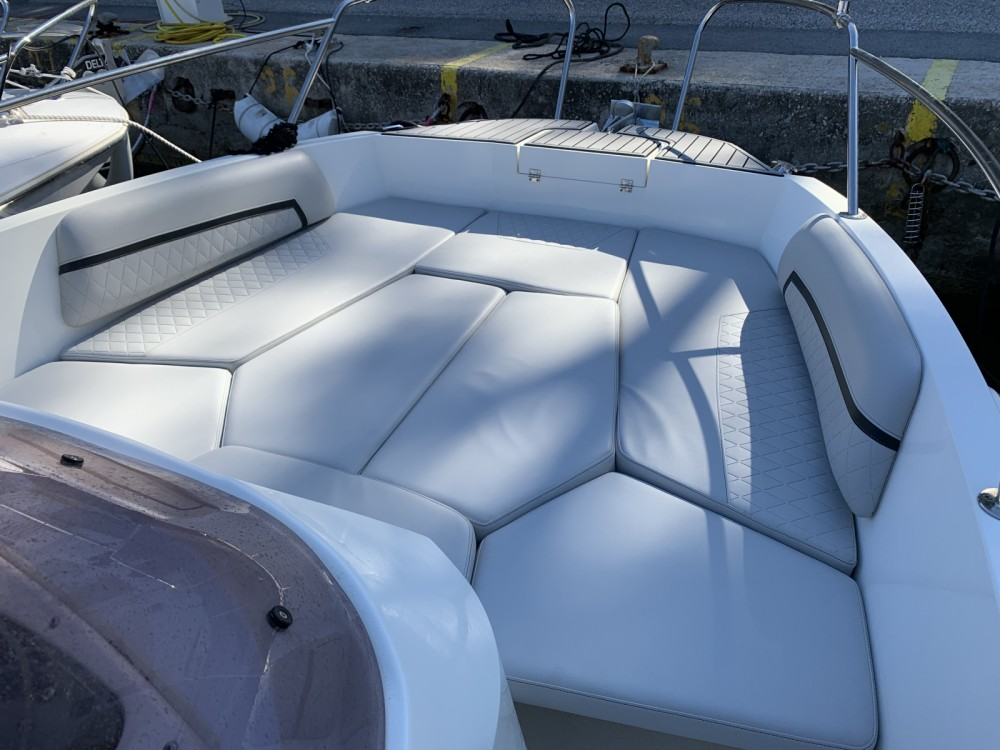 Hire Motor boat with or without skipper Karnic Èze