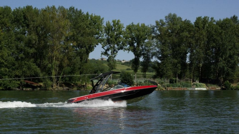 Boat rental Virelade cheap T22
