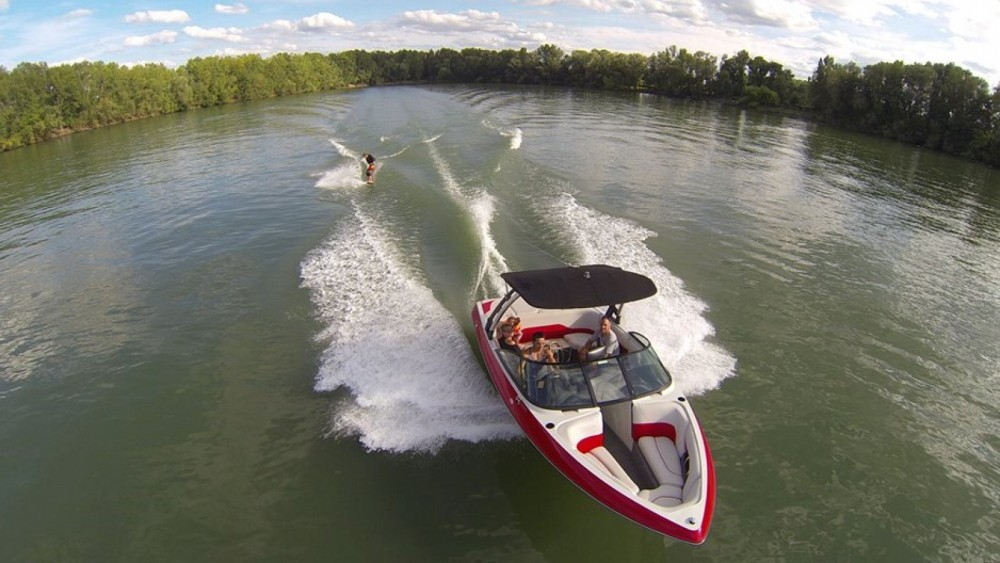 Hire Motorboat with or without skipper Axis Virelade
