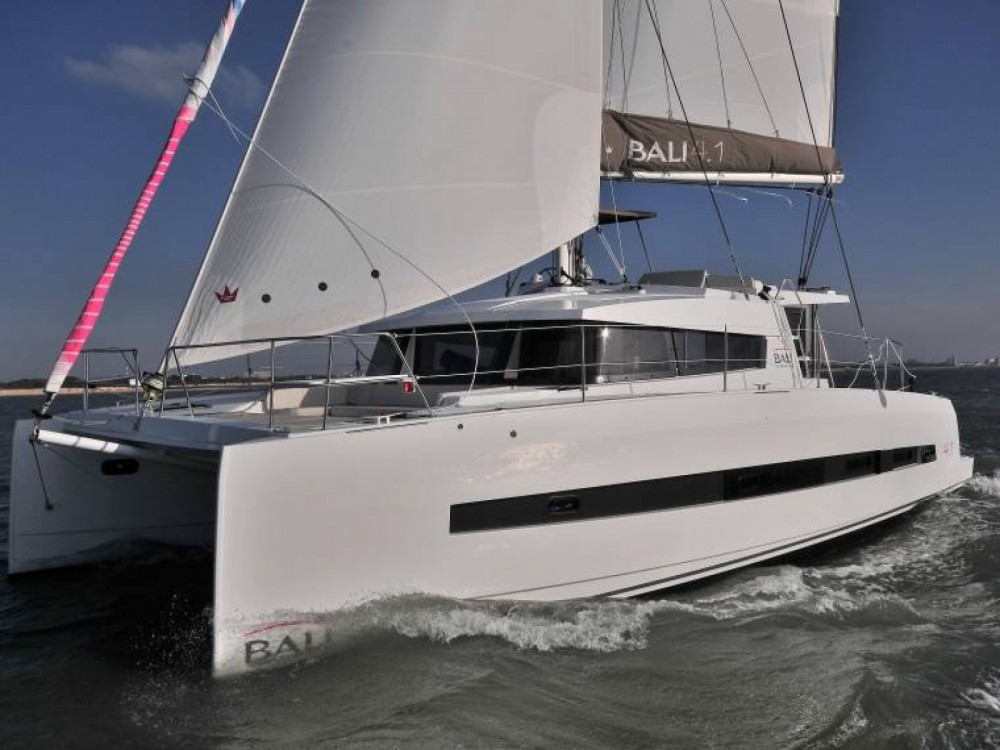Rental yacht Barcelona - Bali Catamarans Bali 4.0 on SamBoat