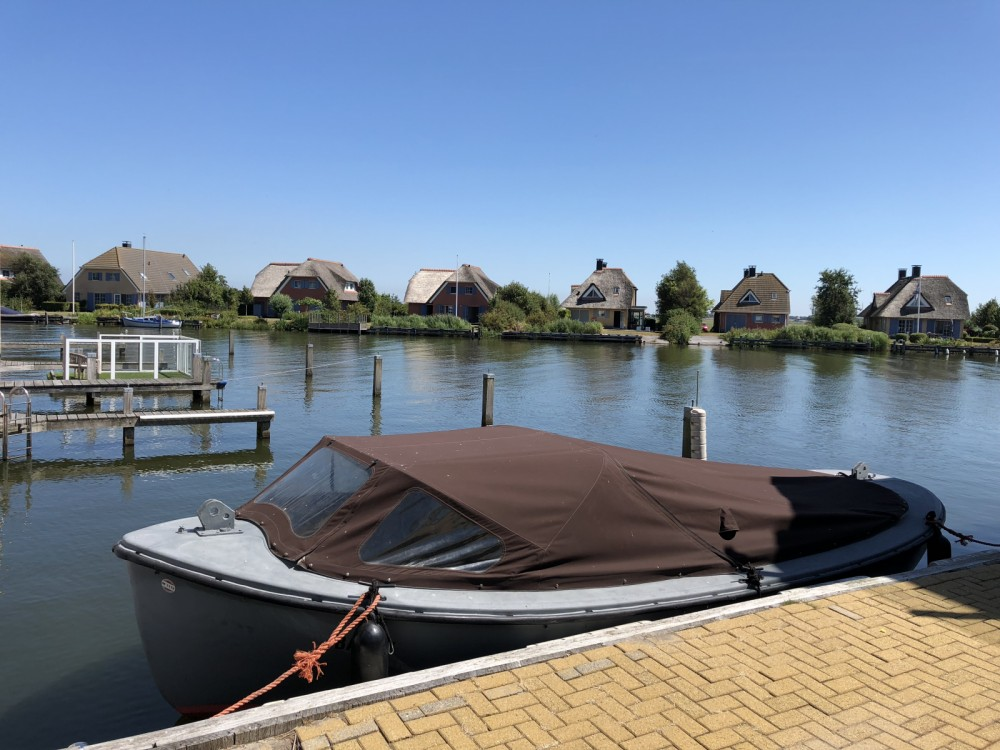 Rental yacht Súdwest-Fryslân - Watercraft Reddingsloep 8.0 on SamBoat