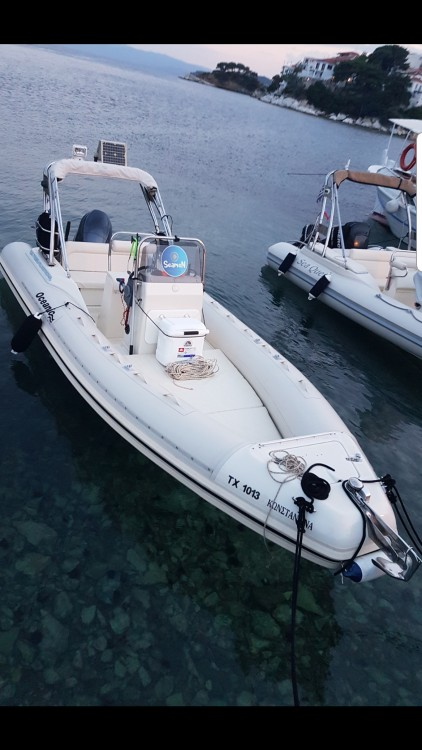 Hire Motorboat with or without skipper Oceanic Marathon